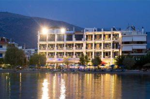 Trokadero Hotel στην Ιτέα