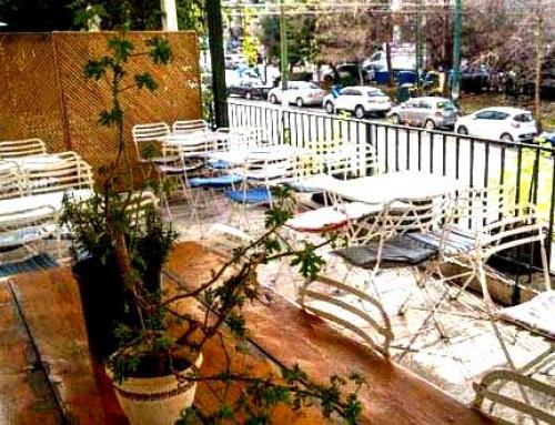 ΑρBARόριζα   all day cafe-bar-restaurant στο Παγκράτι (βίντεο)