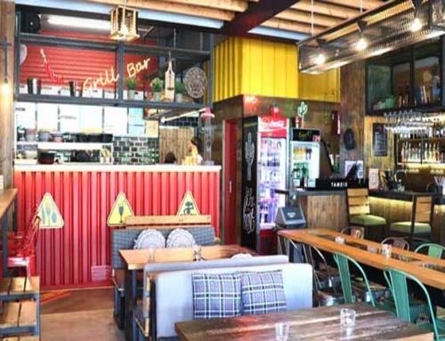 Ci Aloha Grill Bar στις Αχαρνές