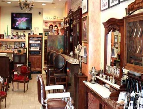 ATHENS BARBER shop στο Παγκράτι (βίντεο)