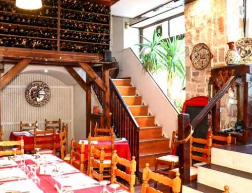 ΤΟ ΦΓΟΠΟΤΙ, εστιατόριο στον  Άγιο Σώστη (Ν.Κόσμος)