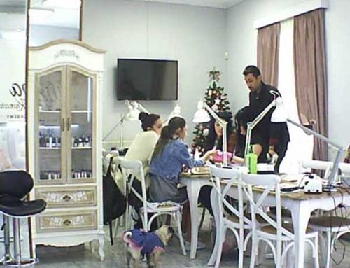 Filippa Kavoura Nail Art Academy (σχολή ονυχοπλαστικής) στους Αγ. Αναργύρους (βίντεο)