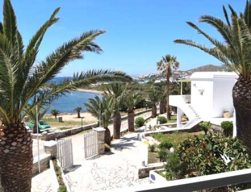 Porto Raphael Hotel –Residences & Suites στην Τήνο.