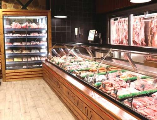 Καρβουνιάρης Σταθμός Κρέατος στο Αίγιο (βίντεο)