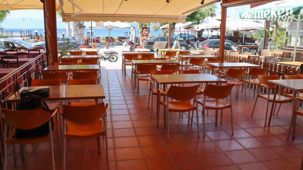 Casa Romana Pizzeria στα Λουτρά Αιδηψού