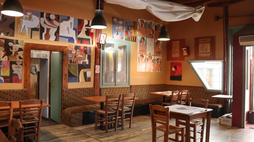 Ευ Ζην εστιατόριο στο κέντρο της πόλης