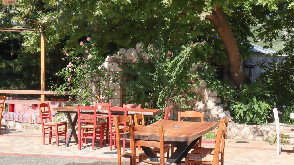Ο Ιστορικός Νερόμυλος στο Μοναστηράκι Βόνιτσας