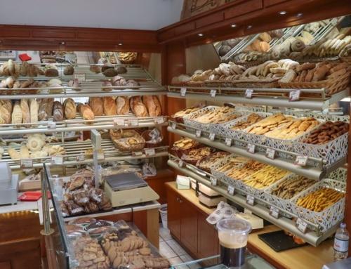 Το Φουρνάκι μας Αρτοποιείο – Ζαχαροπλαστείο στην Λασκαρίδου (βίντεο)