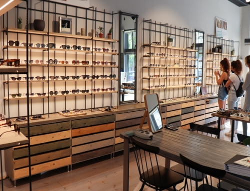 Optical Fashion Eyewear Οπτικά στην Αθήνα (βίντεο)