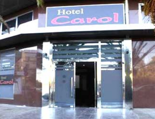 Hotel Carol στο Μικρολίμανο Πειραιά