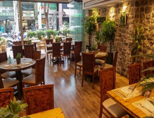 Athena's Cook old day – bar – restaurant στην Αθήνα