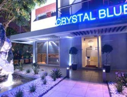 Hotel Crystal Blue στην Γλυφάδα