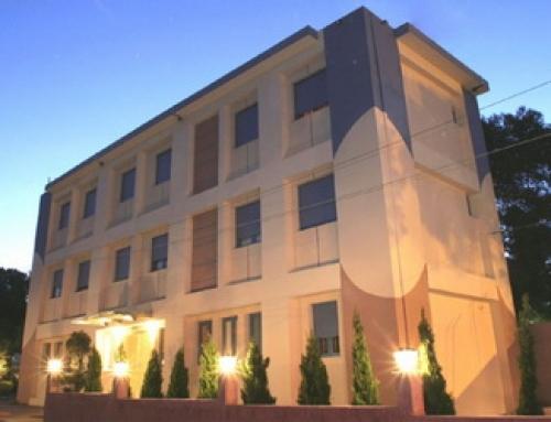 Hotel Markos, Ξενοδοχείο στο Χαϊδάρι.